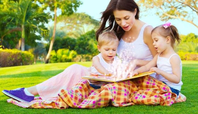 mae-lendo-para-os-filhos