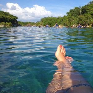 nadar rios