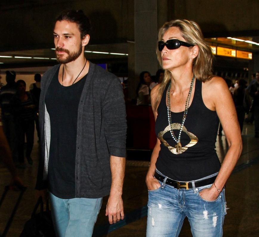 Sharon Stone jeans
