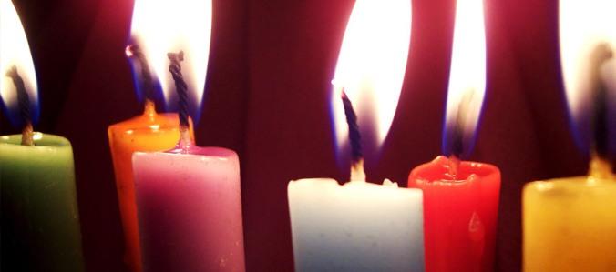 ano novo velas
