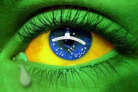 brasil chorando
