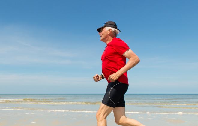 envelhecimento correr