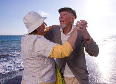 danca idosos