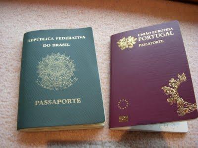 PORTUGAL BRASIL CIDADANIA