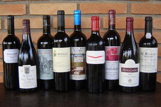 Portugal vinhos