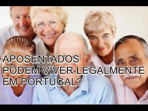 Portugal aposentados