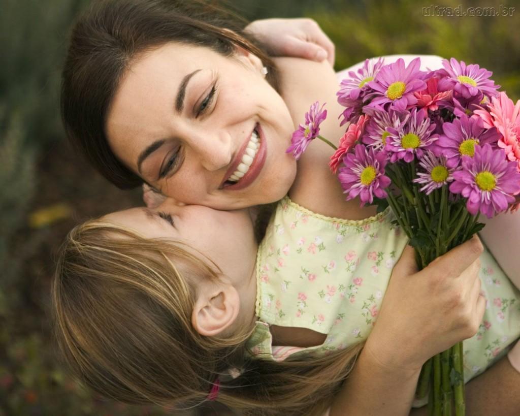abraçar mães-