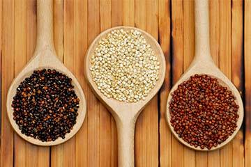 alimentos tiroides quinoa. 1jpg