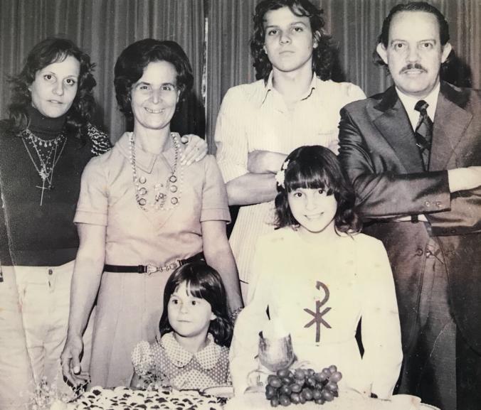 foto familia Perez